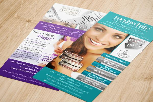 DL leaflets Beauty Treatments
