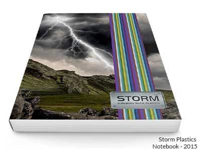Storm Building Products Notebook Stationary Design Somerset
